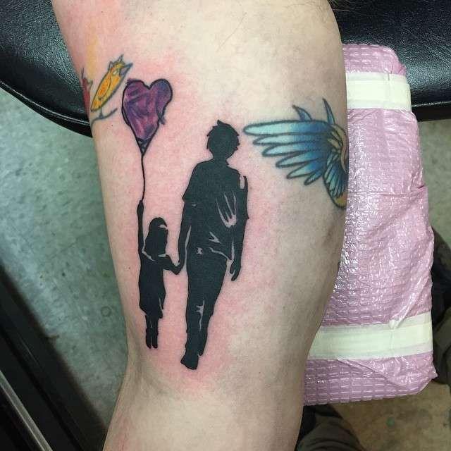 Tatuaggi Per Ricordare Il Papà Foto Qnm Tatuaggi Tatuaggi
