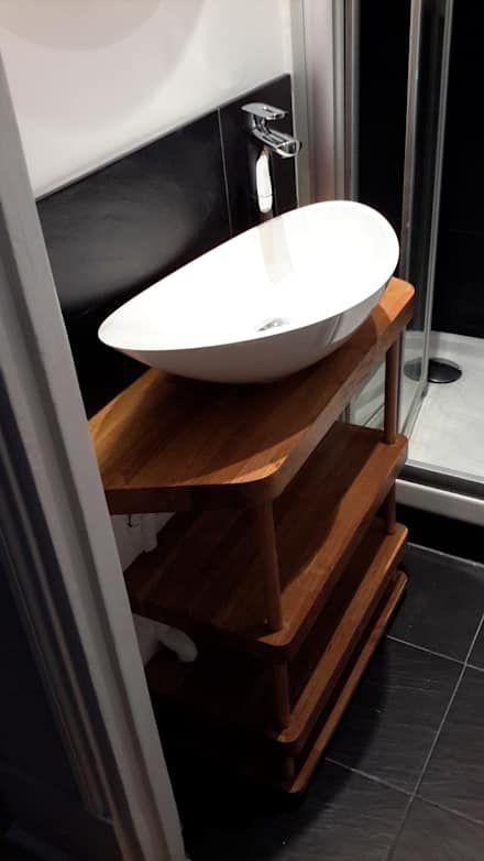 Ausgefallene Badezimmer Einrichtungsideen und Bilder   bad ...