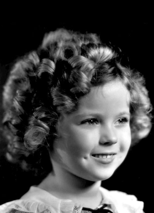 Goldenageestate Shirley Temple Curly Top 1935 Curley Top