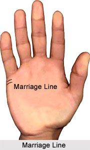 Palm Reading Marriage Line Hand Palm Reading Marriage Line Palm