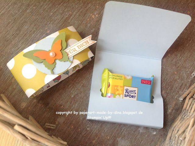tutorial candy holder (paper cm 21x7 and fold cm 7-14-15)
