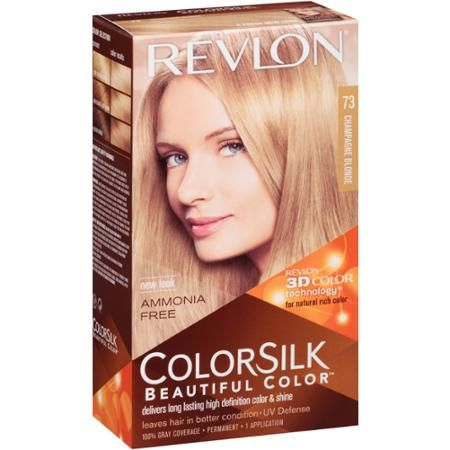 Beauty With Images Dark Ash Blonde Revlon Colorsilk Hair