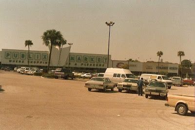 The Searstown Shopping Center (later renamed Town Center) in