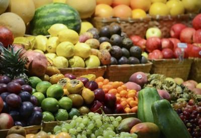 Nutrition: Fruit and Vegetable Colors and benefits