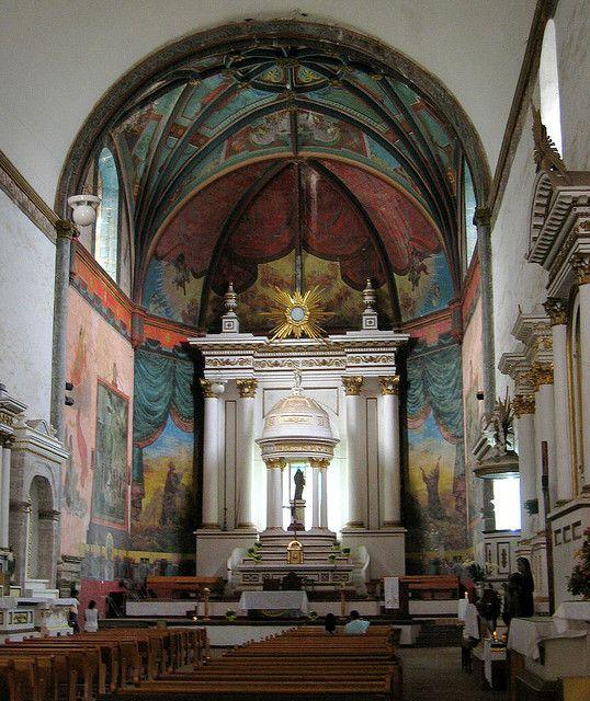 Church Tepoztlan, Mexico