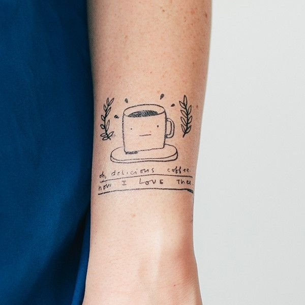 cup tattoo - Buscar con Google