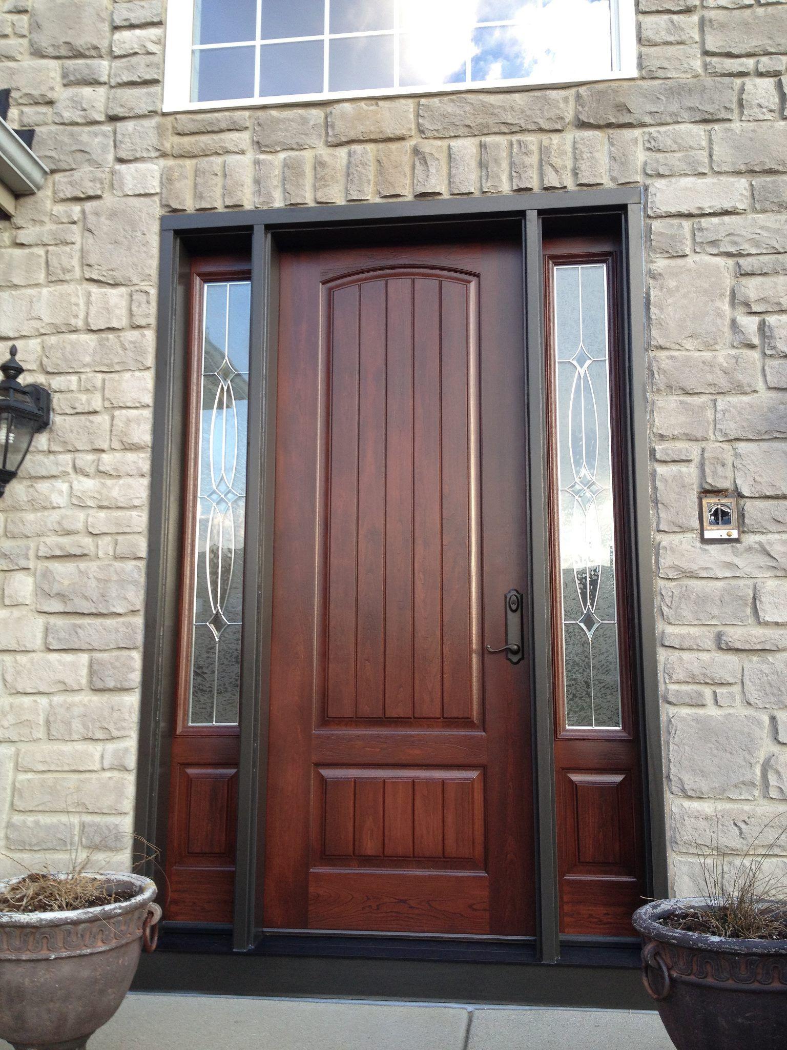 Gilkey Window Fibergl Door