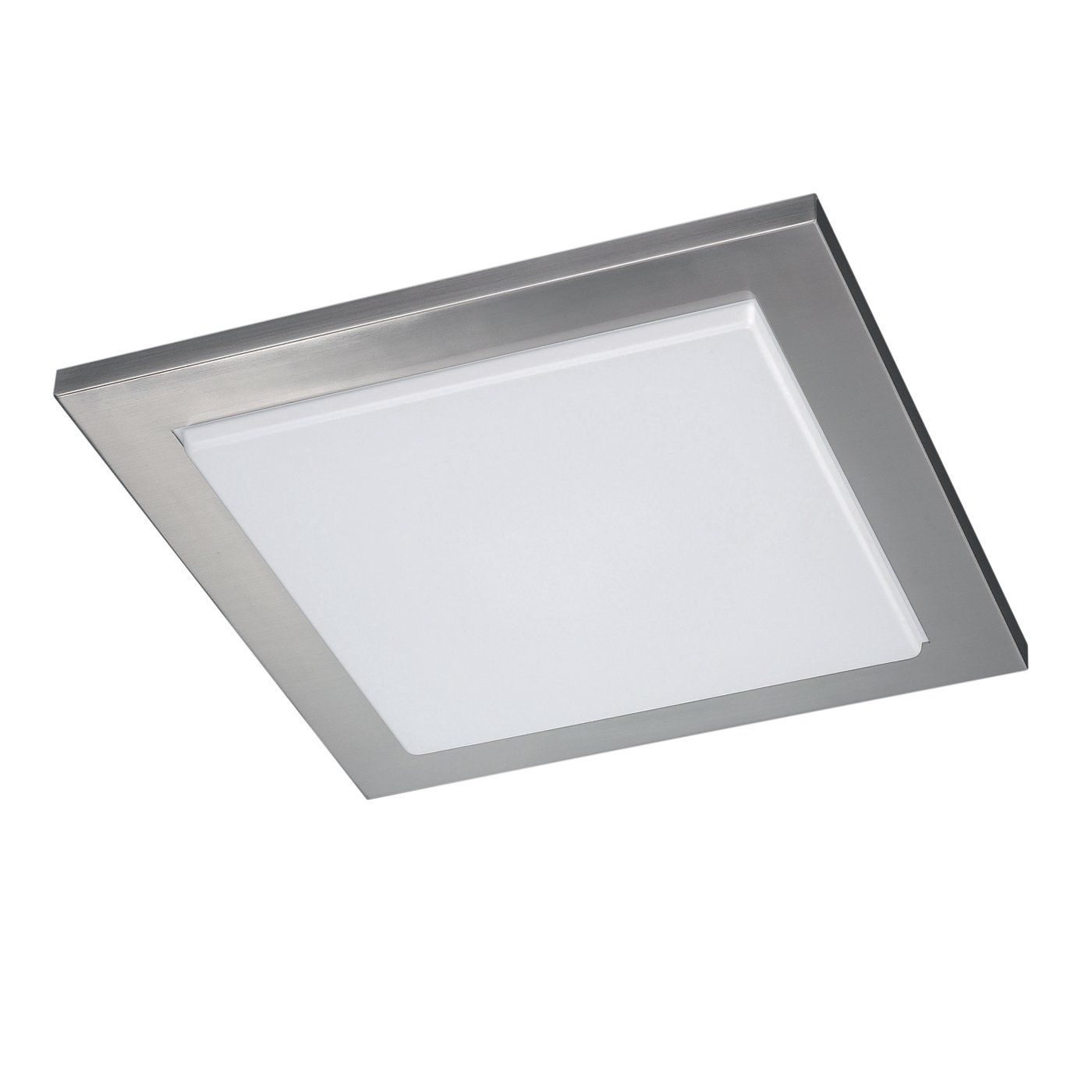Energy Saving Bathroom Ceiling Lights philips 30207 roomstylers energy efficient square flush mount