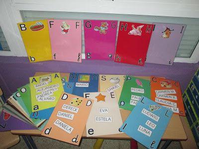 Escuela con Vida: ¡¡¡Bienvenido Abecedario!!!