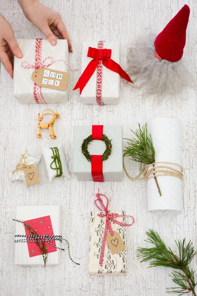 ideer på julklappar