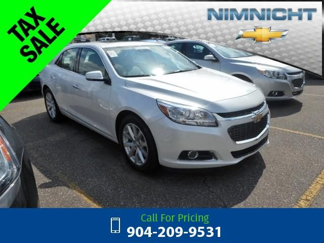 2015 Chevrolet Chevy Malibu Ltz W 1lz Call For Price Miles 904 209