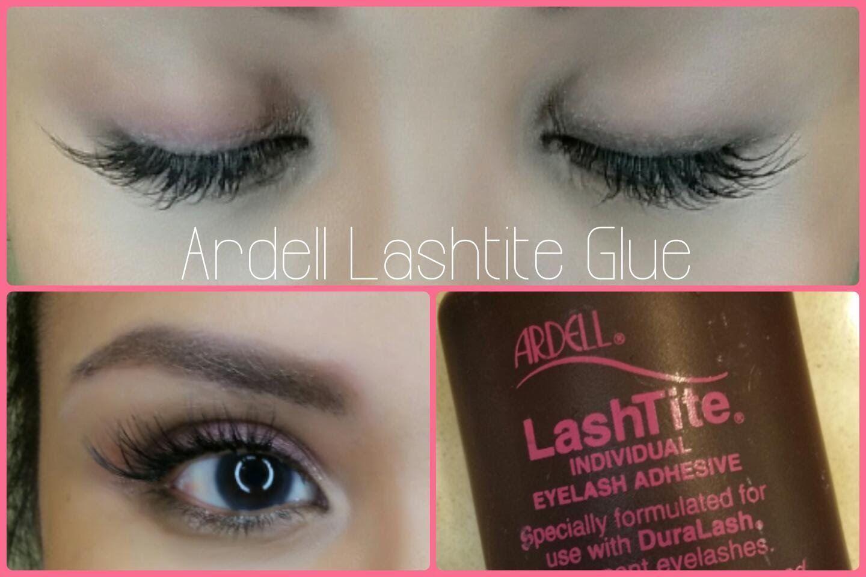980bc477ebf IN DEPTH Tutorial: Ardell Lashtite Glue | Apply Under My Natural Lashes! -  YouTube #EyelashExtensionsTips