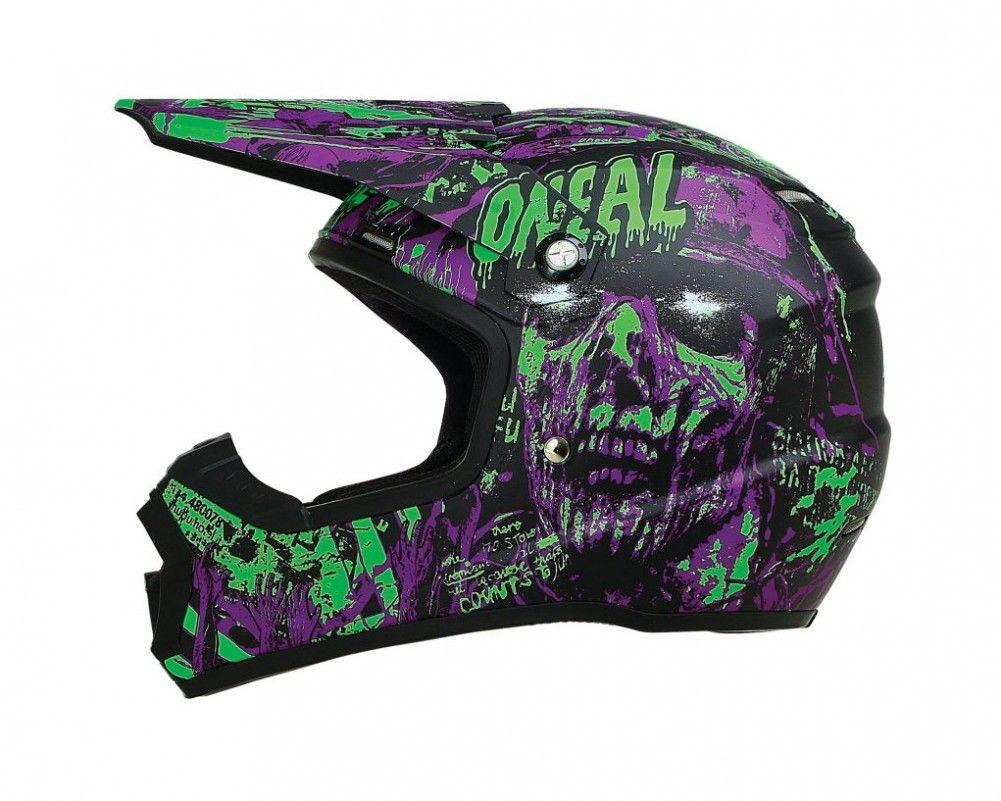 Dp O Neal Youth 5 Series Warhead Motocross Helmets Motocross