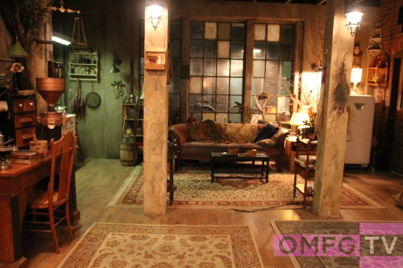 Photos Omfgtv Visits Grimm Set For 100 Eps Celebration Tea Shop