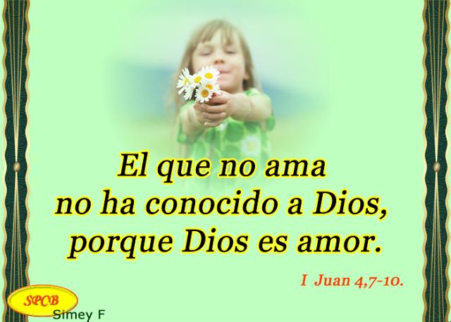 Salmos Proverbios y Citas Bíblicas: «Como el Padre me ha amado, así os he amado yo