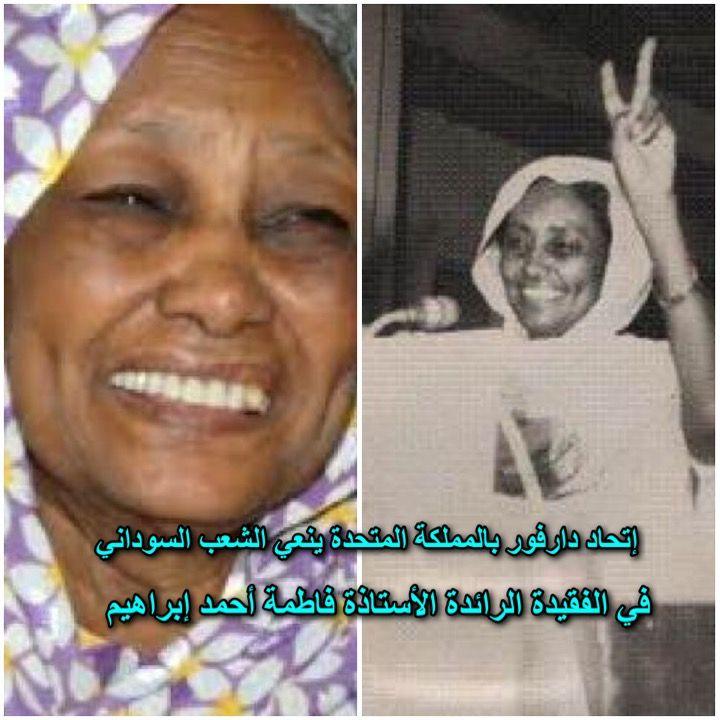 فاطمة احمد ابراهيم