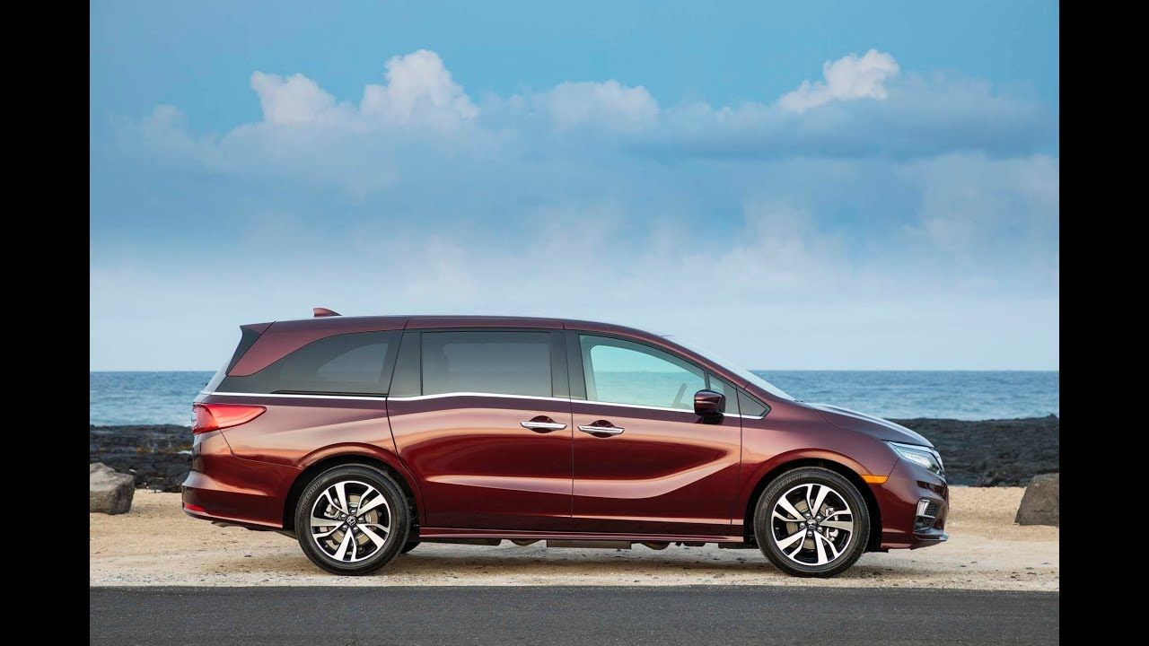 Safety And Driver Assist Goodie Unveil 2019 Honda Odyssey Lastest News Honda Odyssey New Honda Odyssey Honda