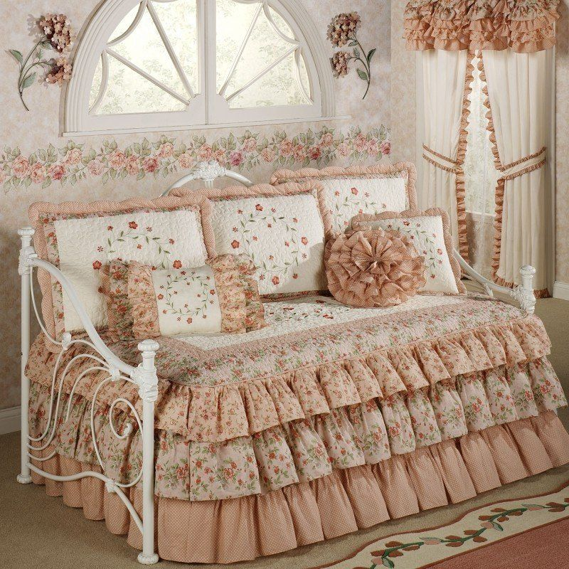 Daybed Bedding For Girls Ideas On Foter Daybed Bedding Daybed Bedding Sets Daybed Sets Daybed with trundle bedding sets