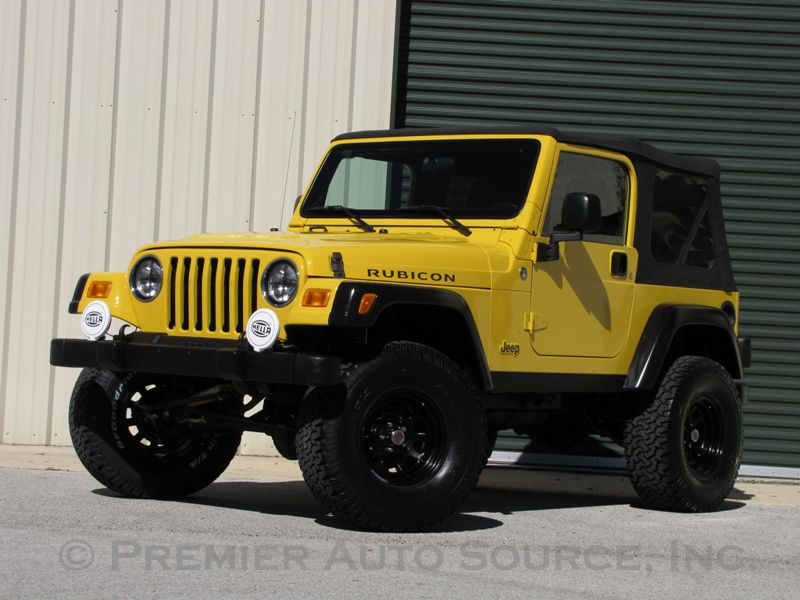 This Makes Yellow Look Good With Images Custom Jeep New Trucks