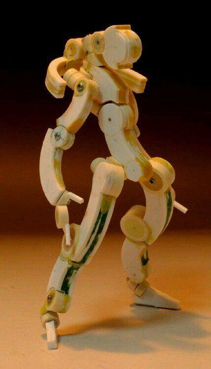 Pin De Shawn Reddish Em Mech Disign Bonecos Articulados Poses