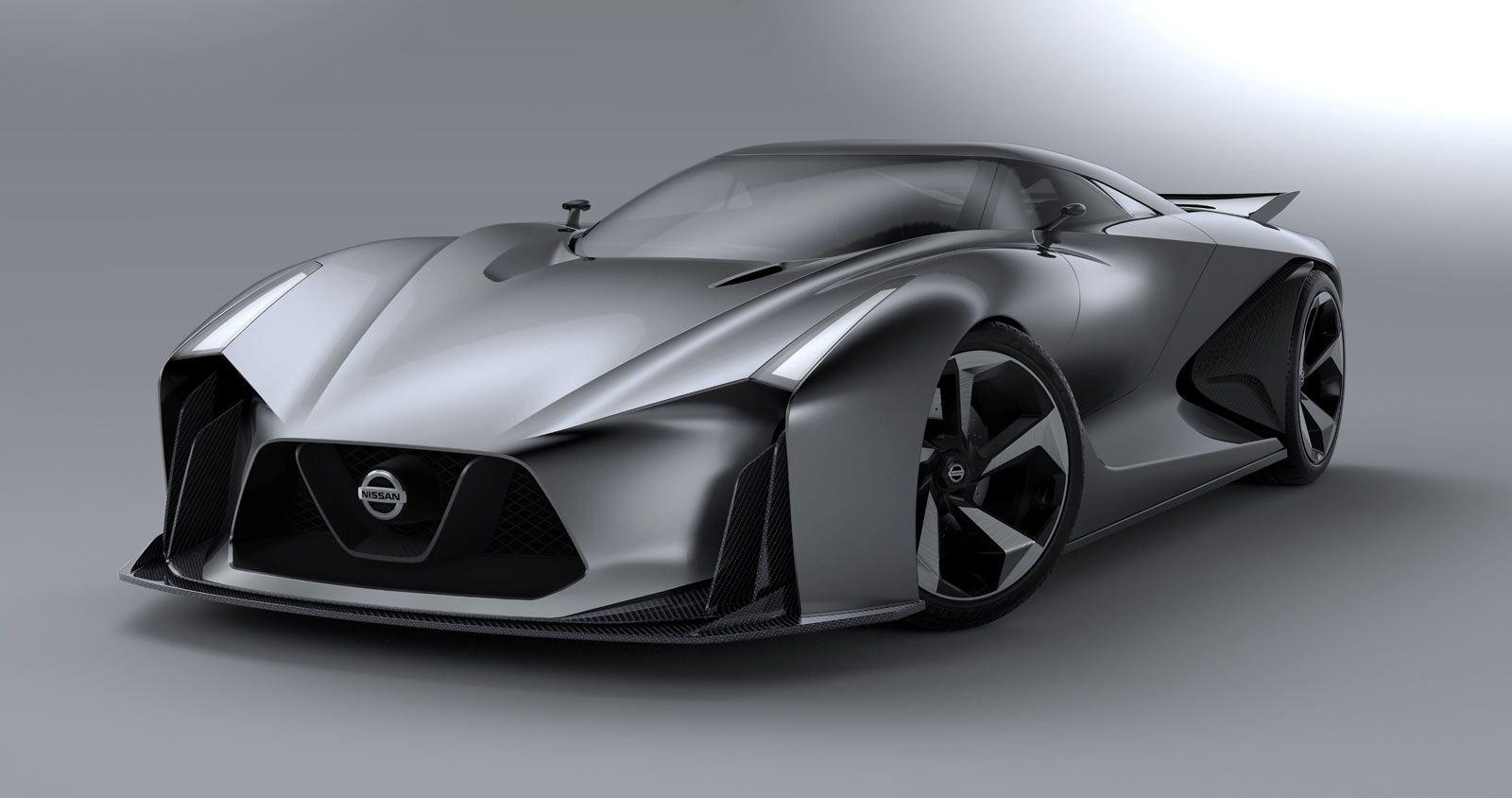 Nissan Concept 2020 Vision Gran Turismo Gtr Nismo Nissan Gtr Nismo Nissan Gtr