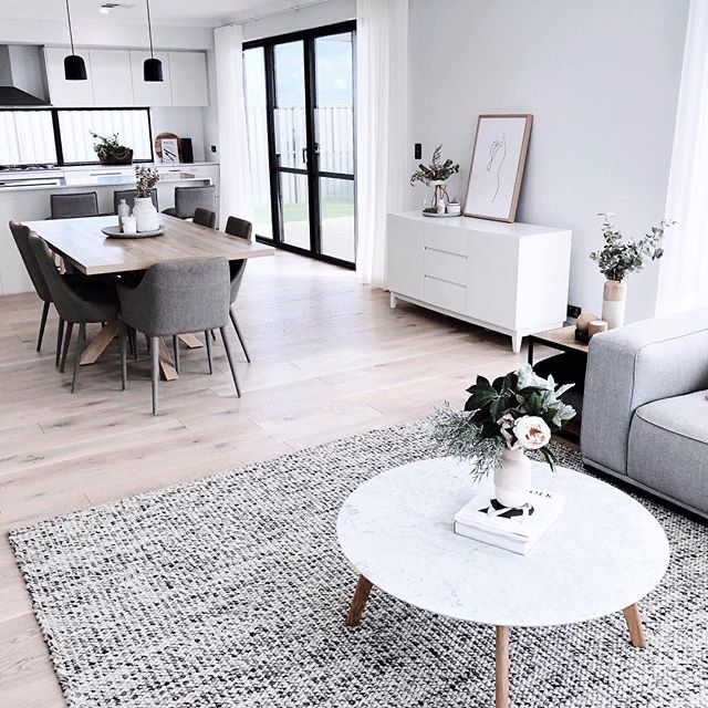 Image About Style In Decor By V I P On We Heart It In 2020 Small Modern Living Room Small Living Room Decor Living Room Decor Apartment