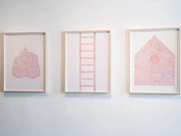 Jennifer Forsberg - exhibition Krapperup Konsthall, Sweden