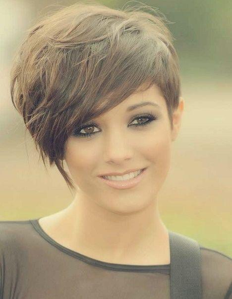 20 Looks con cabello corto que se te verían increíble Pelo - cortes de cabello corto para mujer