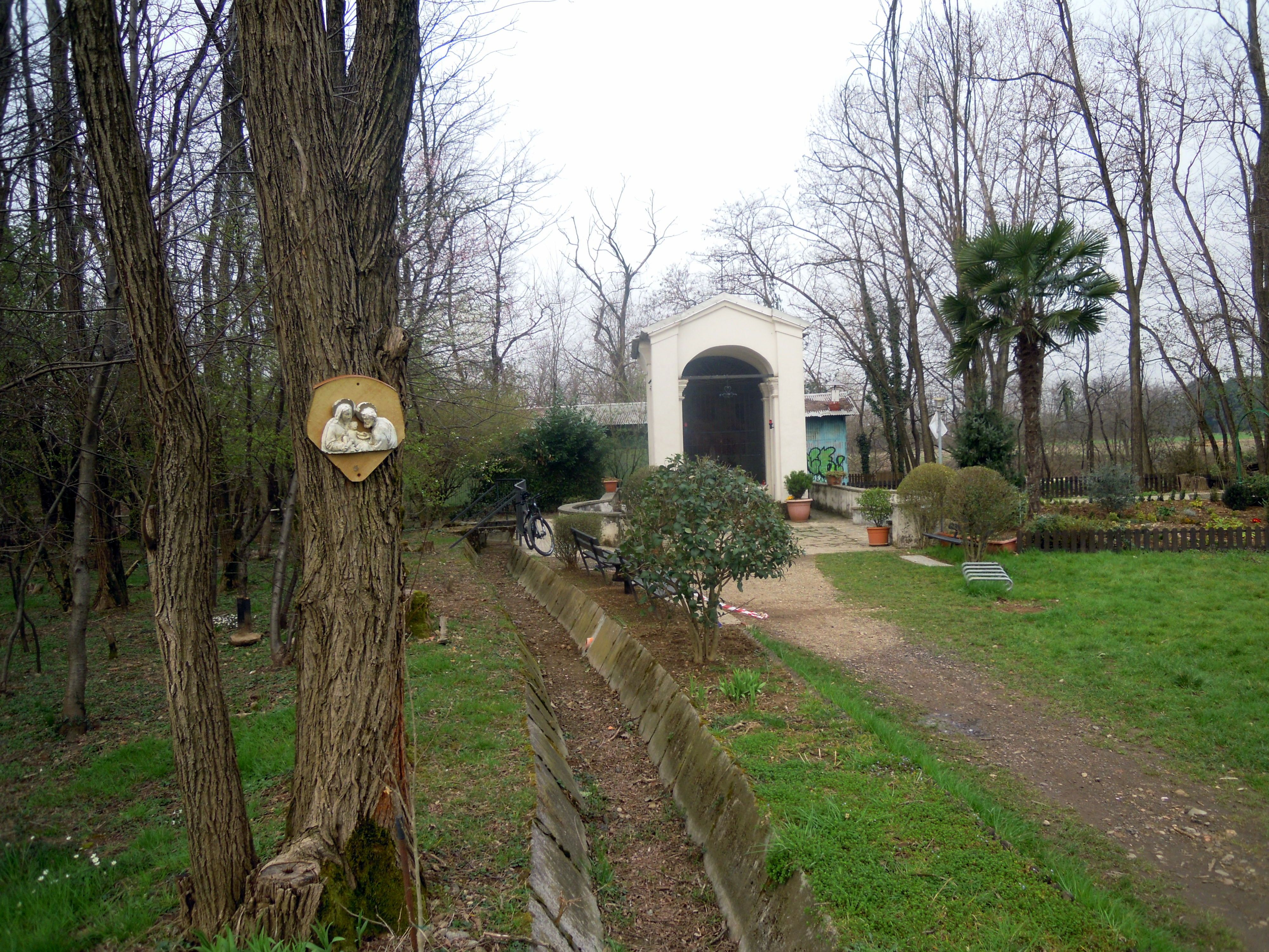 Chiesetta Votiva -Villaggio Grancia-Lainate