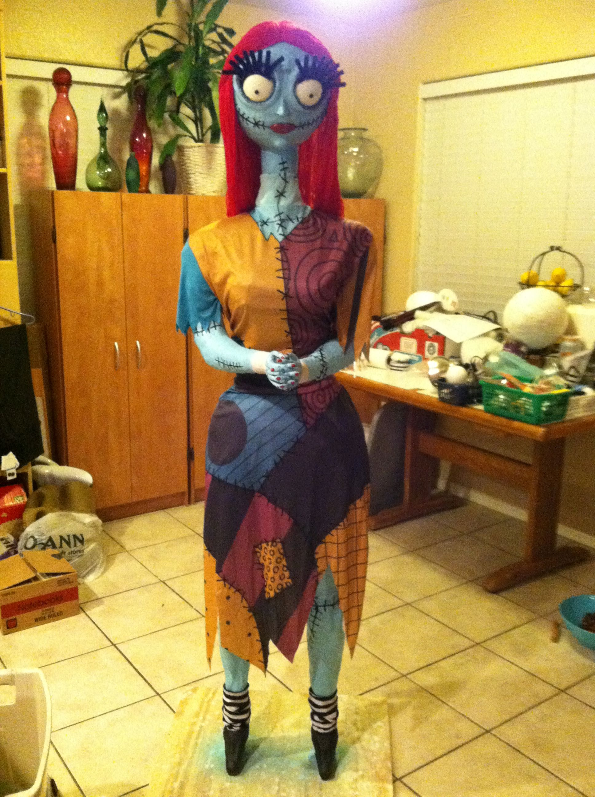Sally from Nightmare before Christmas - disney Photo | Things on ...
