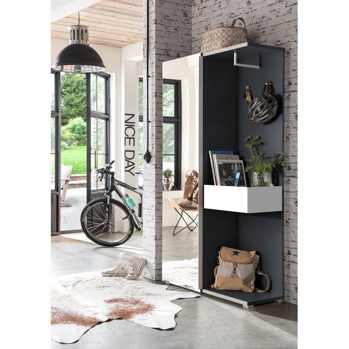 Kendra Hallway Unit | Hallway ideas | Pinterest | Garderobe, Schrank ...