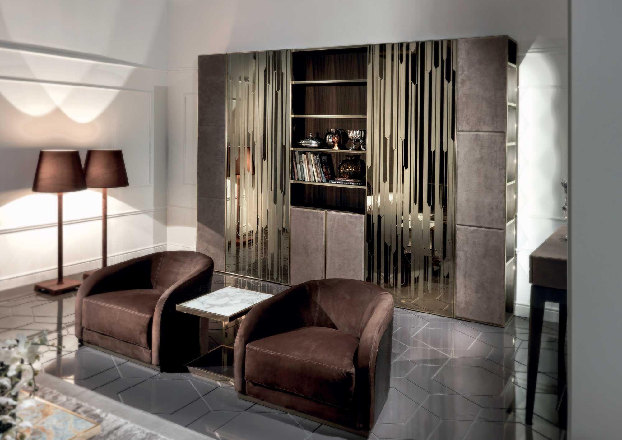 Art Deco Living room by Fratelli Longhi