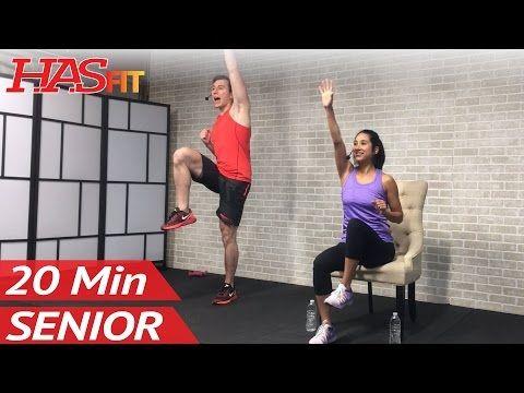 Pin On Senior Exercise