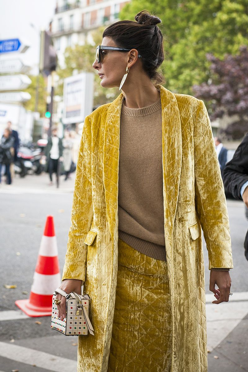 The French-Girl Outfits We're Copying ASAP | Giovanna ...