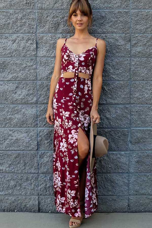 Fl Maxi Dresses 2016 Beach Dress Trendy