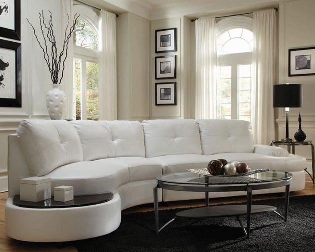 16 verführerische weiße SofaDesigns für ein fröhliches