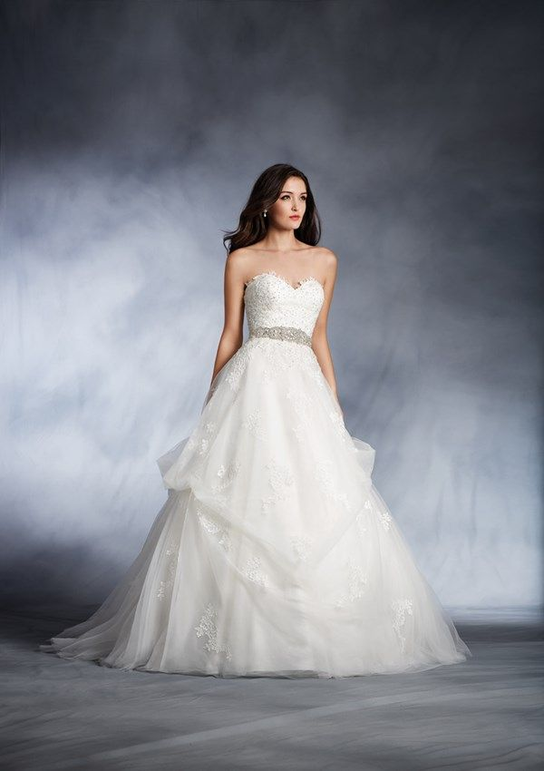 Beauty And The Beast Inspired Wedding Dress: Disney Inspired Wedding Dresses For 2017