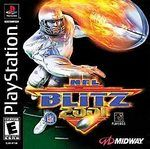 Blitz 2001 Football Sony Playstation