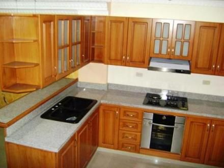 Modelos de cocinas peque as y sencillas y economicas for Cocinas modulares economicas