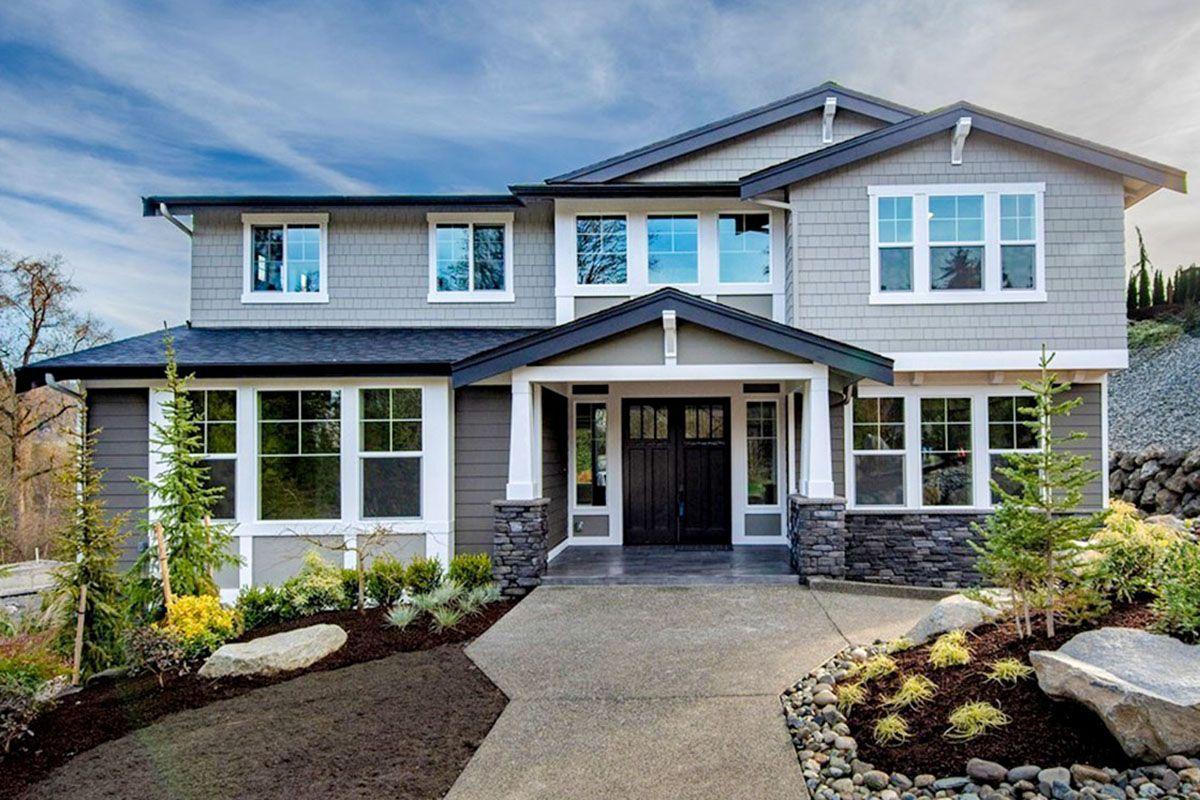 Plan 23678JD Spacious Northwest House Plan House plans