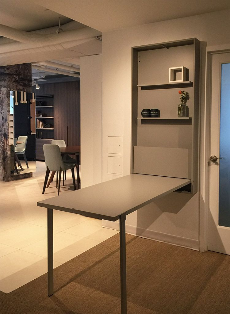 Wally Resource Furniture Transforming Tables