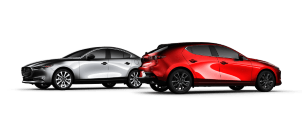 The New Era Of Mazda 2019 Mazda 3 Hatchback And Sedan Mazda Usa Mazda Usa Mazda 3 Hatchback Mazda