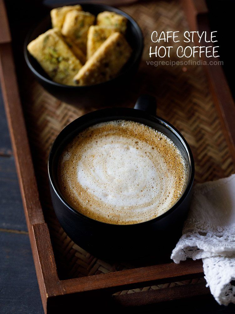 Hot Coffee Recipe Coffee recipes, Hot coffee, Nescafe