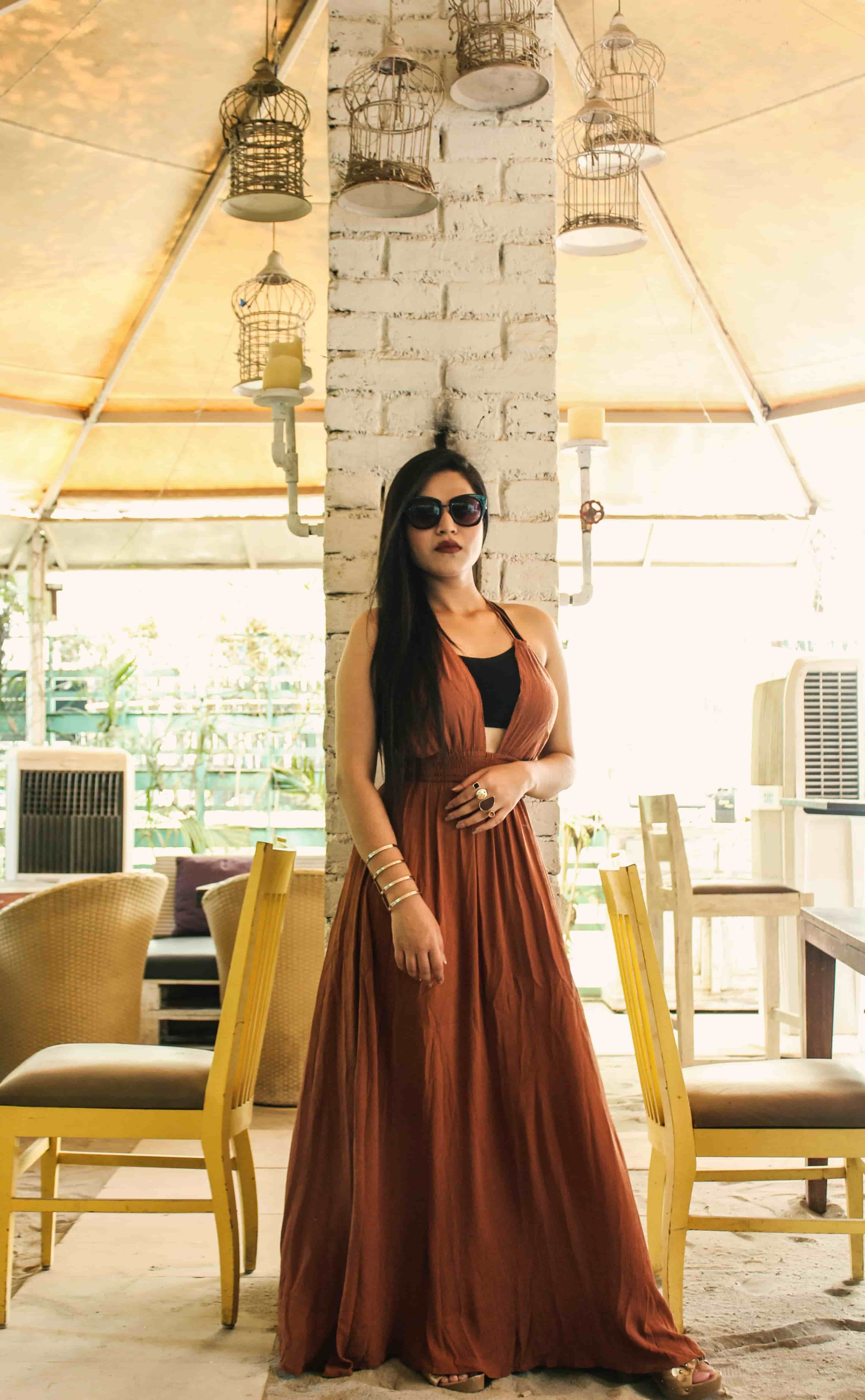 Vacation Series Beach Wear Tan Dress Maxi Dress Vacation Wear Curated Outfit Tan Dresses Formal Dresses Long [ 5088 x 3144 Pixel ]