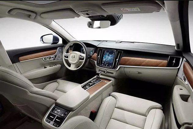 2020 Volvo Xc90 Interior Knowthiscar Com Pinterest Volvo
