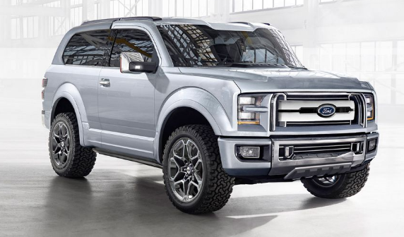 2020 Ford Bronco Redesign The lengthyanticipated and