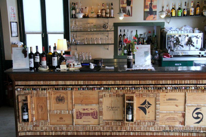 Banchi bar antichi cerca con google wine and food for Banconi bar usati roma