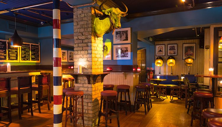 The Barbers – Barbers Bar Dublin