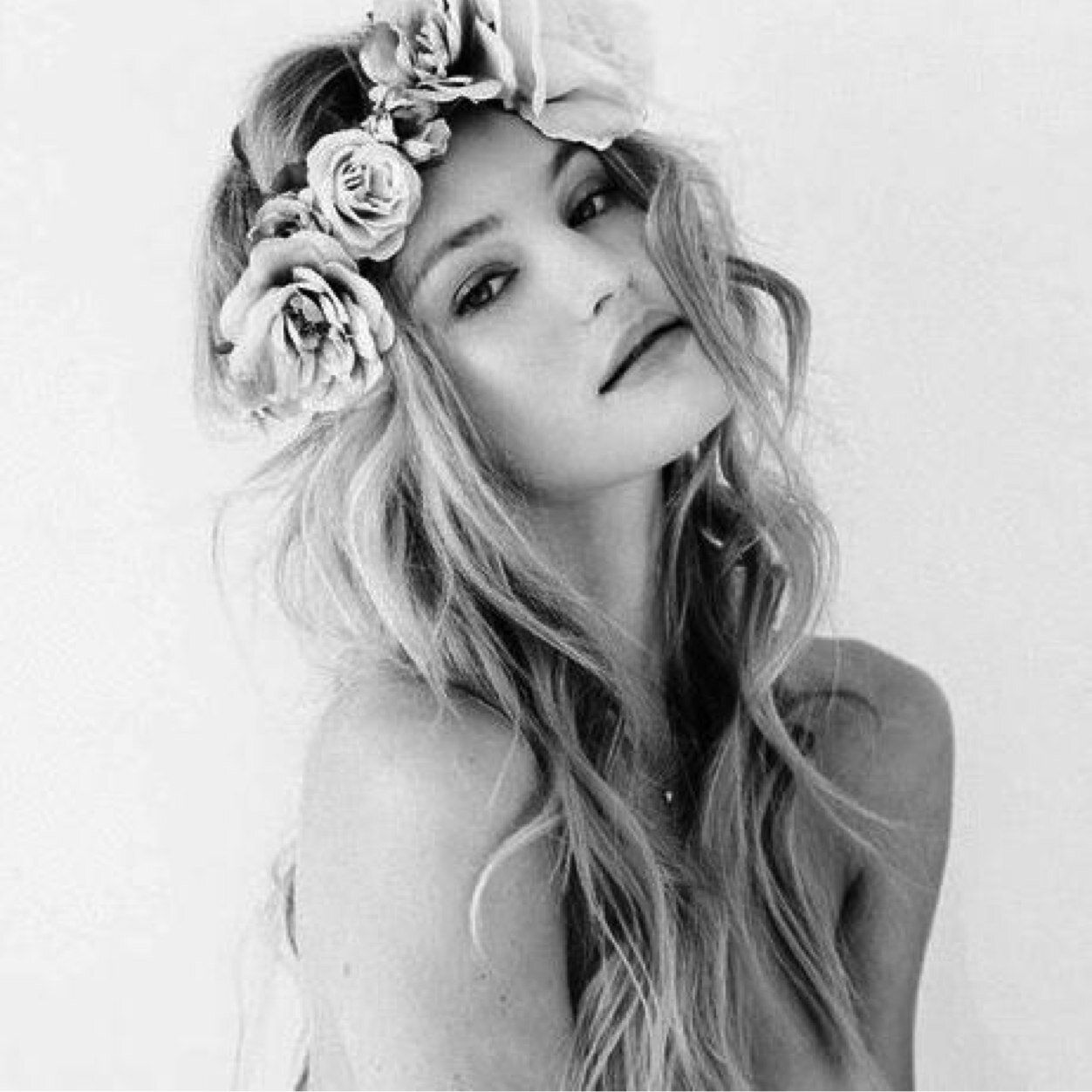 Coiffure Mariage Russe Candice Swanepoel Flower Google Search Photography Inspo