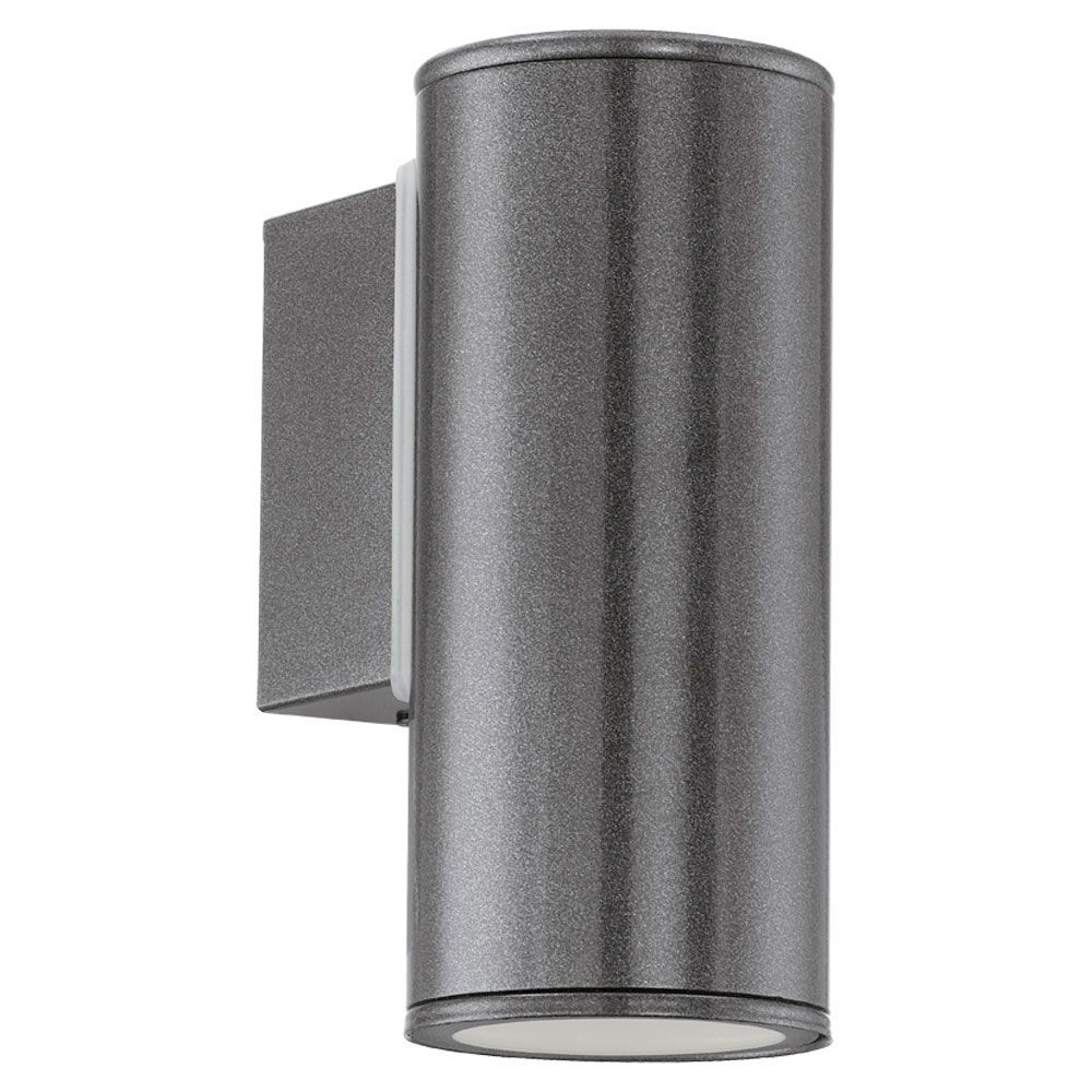 Wall Mounted Lights The Eglo Riga Exterior Down Wall Light is a